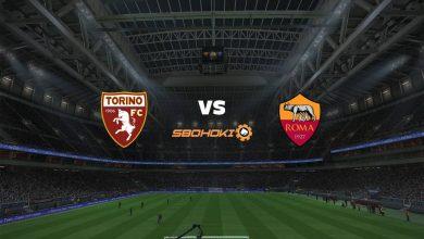 Photo of Live Streaming  Torino vs Roma 18 April 2021