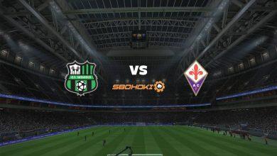 Photo of Live Streaming  Sassuolo vs Fiorentina 17 April 2021