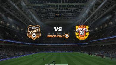 Photo of Live Streaming  FC Ural Ekaterinburg vs FC Arsenal Tula 4 April 2021