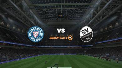 Photo of Live Streaming  Holstein Kiel vs SV Sandhausen 21 April 2021