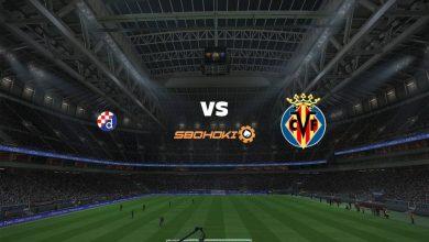 Photo of Live Streaming  Dinamo Zagreb vs Villarreal 8 April 2021