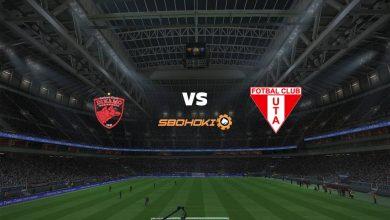 Photo of Live Streaming  Dinamo Bucuresti vs UTA Arad 20 April 2021