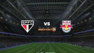 Photo of Live Streaming  São Paulo vs Red Bull Bragantino 12 April 2021