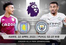 Photo of Prediksi Liga Primer Inggris Aston Villa vs Manchester City