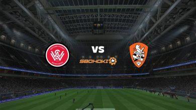 Photo of Live Streaming  Western Sydney Wanderers vs Brisbane Roar 30 Mei 2021