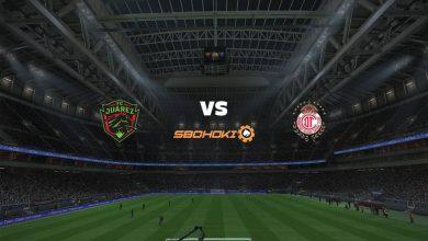 Photo of Live Streaming  FC Juarez vs Toluca 1 Mei 2021