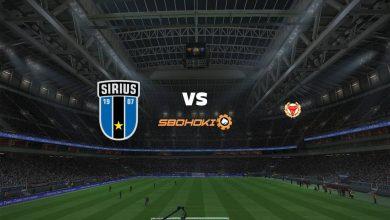 Photo of Live Streaming  Sirius vs Kalmar FF 1 Mei 2021