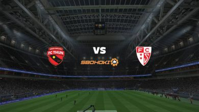Photo of Live Streaming  FC Thun vs FC Sion 27 Mei 2021