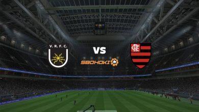 Photo of Live Streaming  Volta Redonda vs Flamengo 2 Mei 2021