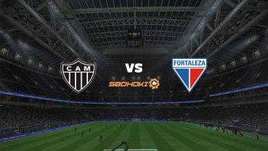 Photo of Live Streaming  Atlético-MG vs Fortaleza 30 Mei 2021