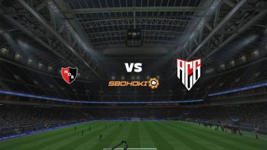 Photo of Live Streaming  Newell's Old Boys vs Atlético-GO 25 Mei 2021