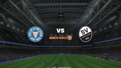 Photo of Live Streaming  Holstein Kiel vs SV Sandhausen 4 Mei 2021