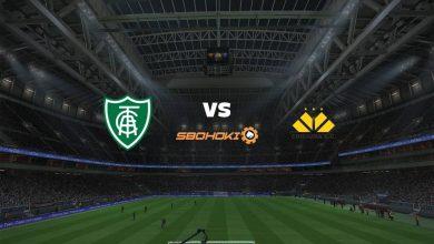 Photo of Live Streaming  América-MG vs Criciúma 20 Mei 2021