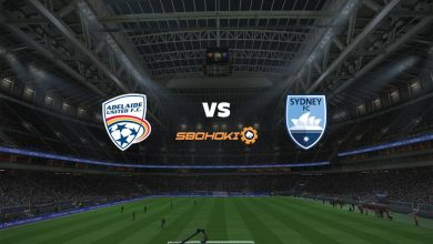 Photo of Live Streaming  Adelaide United vs Sydney FC 29 Mei 2021