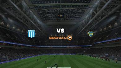 Photo of Live Streaming  Racing Club vs Boca Juniors 23 Mei 2021