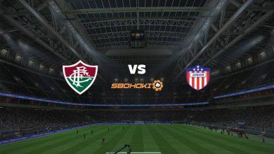 Photo of Live Streaming  Fluminense vs Atlético Junior 19 Mei 2021
