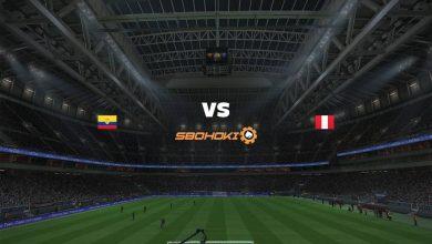 Photo of Live Streaming  Ecuador vs Peru 23 Juni 2021