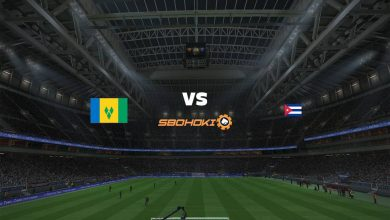 Photo of Live Streaming  St. Vincent and the Grenadines vs Cuba 8 Juni 2021