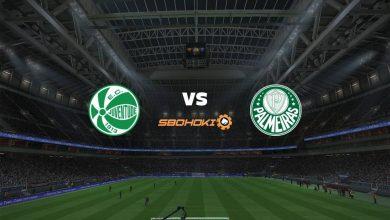 Photo of Live Streaming  Juventude vs Palmeiras 17 Juni 2021