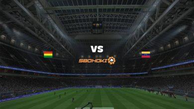 Photo of Live Streaming  Bolivia vs Venezuela 3 Juni 2021