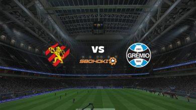 Photo of Live Streaming  Sport vs Grêmio 17 Juni 2021