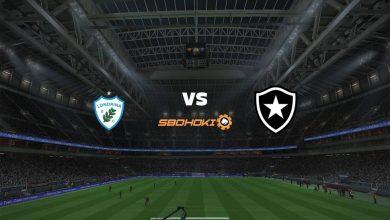 Photo of Live Streaming  Londrina vs Botafogo 17 Juni 2021