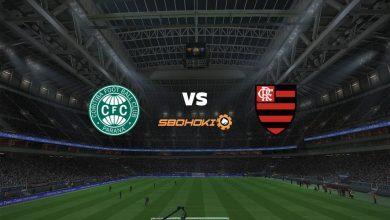 Photo of Live Streaming  Coritiba vs Flamengo 10 Juni 2021