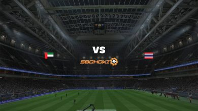 Photo of Live Streaming  United Arab Emirates vs Thailand 7 Juni 2021