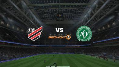 Photo of Live Streaming  Athletico-PR vs Chapecoense 27 Juni 2021