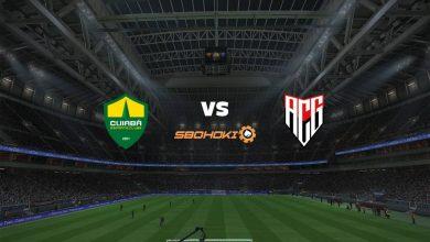 Photo of Live Streaming  Cuiabá vs Atlético-GO (PPD) 14 Juni 2021