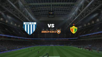 Photo of Live Streaming  Avaí vs Brusque 13 Juni 2021