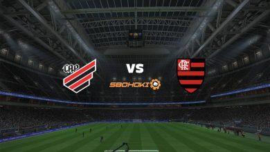 Photo of Live Streaming  Athletico-PR vs Flamengo 16 Juni 2021