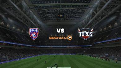 Photo of Live Streaming  Miami FC vs Rio Grande Valley FC Toros 6 Juni 2021