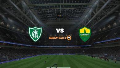 Photo of Live Streaming  América-MG vs Cuiabá 17 Juni 2021