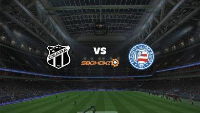 Photo of Live Streaming  Ceará vs Bahia 17 Juni 2021