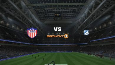 Photo of Live Streaming  Atlético Junior vs Millonarios 10 Juni 2021