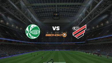 Photo of Live Streaming  Juventude vs Athletico-PR 6 Juni 2021