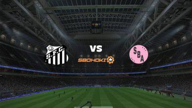 Photo of Live Streaming  Santos vs Sport Boys 11 Juni 2021