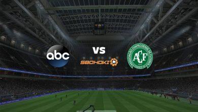 Photo of Live Streaming  ABC vs Chapecoense 9 Juni 2021