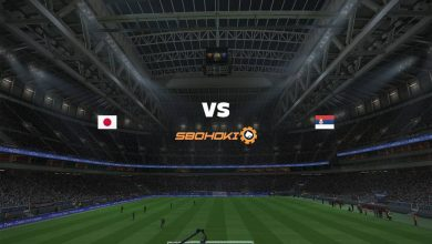 Photo of Live Streaming  Japan vs Serbia 11 Juni 2021