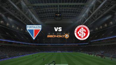 Photo of Live Streaming  Fortaleza vs Internacional 6 Juni 2021