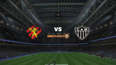 Photo of Live Streaming  Sport vs Atlético-MG 6 Juni 2021