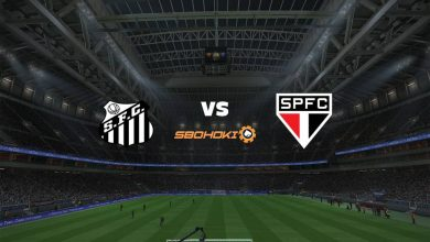 Photo of Live Streaming  Santos vs São Paulo 20 Juni 2021