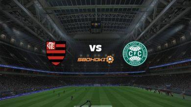 Photo of Live Streaming  Flamengo vs Coritiba 17 Juni 2021