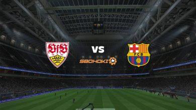 Photo of Live Streaming  Stuttgart vs Barcelona 31 Juli 2021