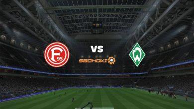 Photo of Live Streaming  Fortuna Düsseldorf vs Werder Bremen 31 Juli 2021