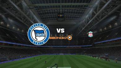 Photo of Live Streaming  Hertha Berlin vs Liverpool 29 Juli 2021
