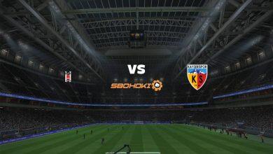 Photo of Live Streaming  Besiktas vs Kayserispor 31 Juli 2021
