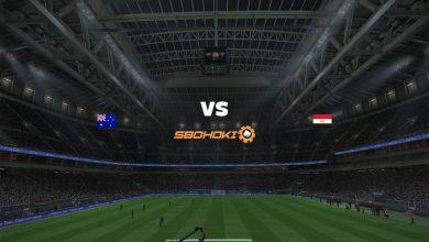 Photo of Live Streaming  Australia U23 vs Egypt U23 28 Juli 2021
