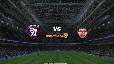 Photo of Live Streaming  Tepatitlán FC vs Mineros de Zacatecas 12 Agustus 2021